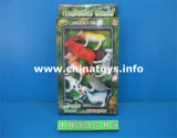 Животное дешевых игрушек хорошего качества мягкое пластичное установило (591475)