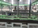 Настенная панель перегородки в полном объеме производственной линии