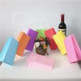 Paper Flower Eco-Friendly Amarillo Bolsas para la fiesta