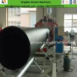 Спирал-Раны стены HDPE машина изготавливания полой пронзительный