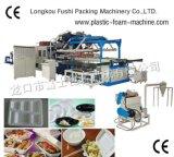 ロボット手を搭載するPSの泡の印刷用原版作成機械