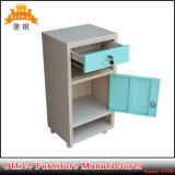 St-109 Buena calidad de Cuadro médico del Hospital de acero inoxidable armario Cabecera