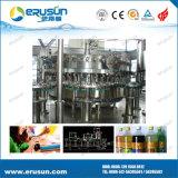 Bebidas carbonatadas em garrafa de plástico de 300ml-1.5liter Máquina de lavagem, enchimento e encapsulamento 3-em-1