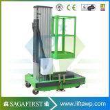 de Lift omhoog van het Werkende Platform van de Legering van het Aluminium van 8m