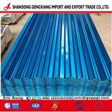 Wellenartig bewogene PPGI Fliese-Farben-überzogene Stahlplatte mit Fabrik-Preis