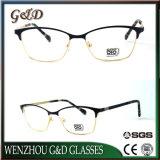 Nuevo Diseño de Moda Gafas de Metal Marco óptica gafas