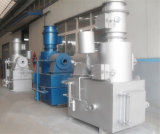 Incinerador de residuos médicos del hospital para tratamiento inofensivo