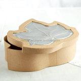주문 인쇄 선물 보석 종이 물결 모양 상자 상자