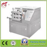 Homogénisateur de liquide de lait de l'acier inoxydable Gjb3000-60 grand 60MPa