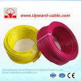De cuivre isolés en PVC souple Câble électrique