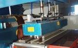 máquina de soldadura pneumática do PVC da alta freqüência 8kw para o encerado