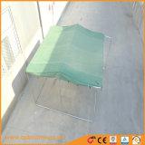 Chenil de maillon de chaîne avec des couvertures de toit étanche