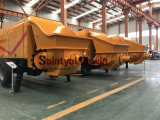 高品質30m3/Hr 40m3/Hrは建設請負業者のためのトレーラーの具体的なポンプを集約する