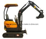 Mini Cralwer excavatrice de la Chine avec l'engine de Yammar
