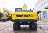 Sinomach Aufbau-Maschinerie-Technik-Geräte 21ton 0.91m³ Gleisketten-Exkavator