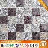 mosaico di vetro della stagnola d'argento di colore della miscela di 48*48mm a Foshan (G848007)