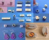 Großhandelsmetallfirmenzeichen-Raupen mit kundenspezifischem Firmenzeichen