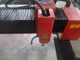 Máquina de estaca de aço 1325 do plasma do CNC do ferro de Jinan