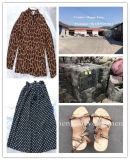 Vêtements et chaussures utilisés
