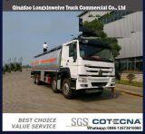De Tankwagen van de Brandstof van de Vrachtwagen HOWO van de Tanker HOWO 30000L 8X4