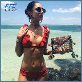 Brasilianische Bikinis stellten reizvolle fällige Beachwear-Badebekleidungs-Badeanzug-Schwimmen ein