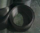Continua de acero inoxidable correa de filtro