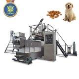 Máquina diferente da extrusora do alimento de animal de estimação da saída 100-1500KG/h