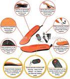Semelle intérieure Heated sans fil de chaussure de batterie rechargeable