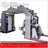 Vier Farben-flexographische Papierdruckmaschinen (CER)