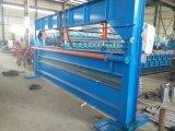 Máquina de dobra hidráulica da folha de metal de Dx
