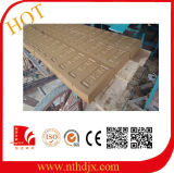 La Chine Première société blocs Lego Machine/Logo machine à fabriquer des briques en argile