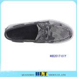 Дешевые кожаный ботинки шлюпки