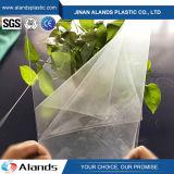Feuille blanche de plexiglass de perspex de la feuille PMMA de plexiglass transparente