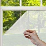 Película del PVC del chorro de arena para auto-adhesivo para las etiquetas engomadas del vinilo de la ventana