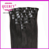 Unità di elaborazione Skin Weft Clip della Cina Supplier Wholesale Price in Hair