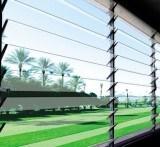 vidrio de la lumbrera del claro de 3-6m m para la ventana del edificio (JINBO)