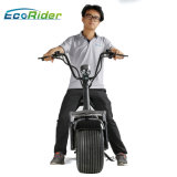 2 Rodas Scooter Eléctrico City Coco 1000W Harley Scooter Motor do Cubo