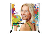 Tesion Fabric Banner Stand Adjustable Pop oben Stand (LT-21)