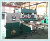 고무를 만들기를 위한 고무 가황 압박 기계는 1000X1000를 타일을 붙인다