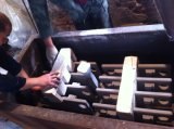 Perdido molde de espuma de los dispositivos de equipos de fundición