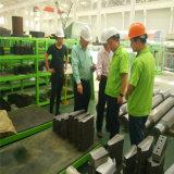Usine de recyclage des pneus usagés recyclables pour projet d'huile de carburant