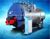 El gas, diesel, petróleo pesado, de doble combustible Shell caldera de vapor