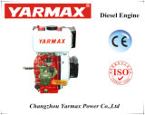 Yarmax 190fの空気によって冷却されるディーゼル機関