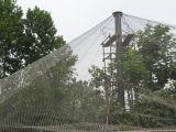Compensation en plastique agricole d'oiseau de HDPE de qualité de Hight anti