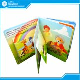 印刷Hardcover Children Board BookおよびPrinting Service