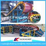 Transporte vertical da mineração da alta qualidade, corrente transportadora carbonosa