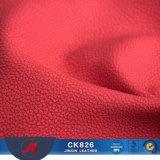 Couro artificial de PVC/PU/Microfiber para o sofá/carro/sapatas/vestuário/mobília/decoração/bolsas