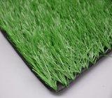 Het Synthetische Gras van de Hoogte van de Voetbal van Se met diamant-Vorm Bladen