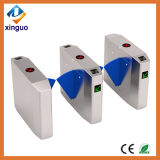 Turnstile RFID van de Automatisering van de Poort van de Barrière van de Klep van de Veiligheid van het Prestige van de Hoogte van de Fabriek van China het Halve TweerichtingsSysteem van de Ingang van de Deur