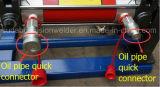 Machine hydraulique de soudure par fusion de bout de la lessive 50mm-200mm